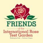 Friends of the International Rose Test Garden Logo
